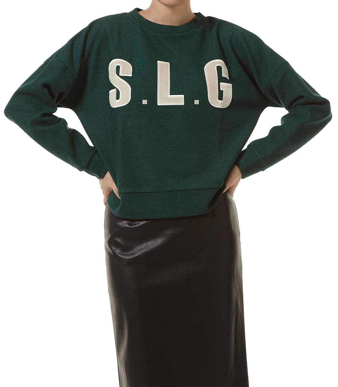 シャツ通販〜SLY LANGブランドの【SLY LANG】イニシャル ポンチPO/ブランド/トレンド/ブランド/2806AZ80-0610