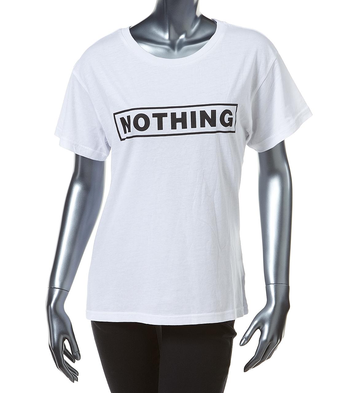 シャツ通販〜SLY LANGブランドの【SLY LANG】NOTHING メンズ T/S/ブランド/トレンド/ブランド/2806AK99-0140