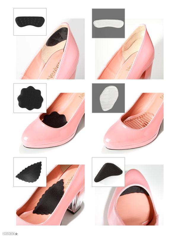 帽子通販〜夢展望ブランドの[靴ずれ防止・つま先・土ふまずクッション|E]◆入荷済