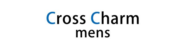 Cross Charm mens